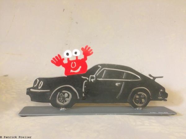 Monster und Porsche