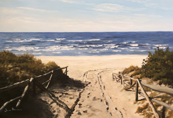 Zugang zum Strand 3