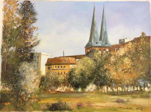 Berlin, Nikolaikirche
