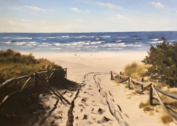 Zugang zum Strand 2