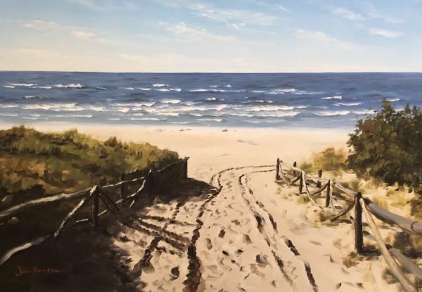 Zugang zum Strand 4