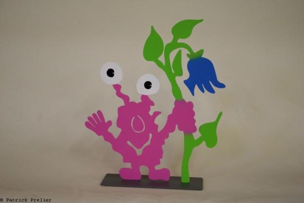 Monster TOGO Glockenblume