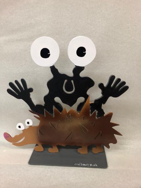 Monster und Igel
