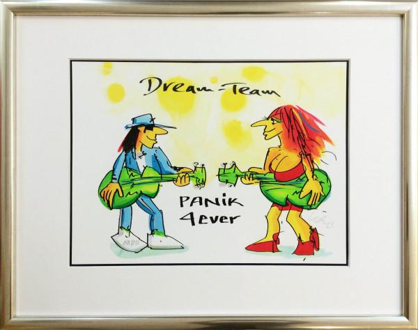 Dream Team-Panic 4ever