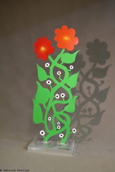 Florales Netzwerk