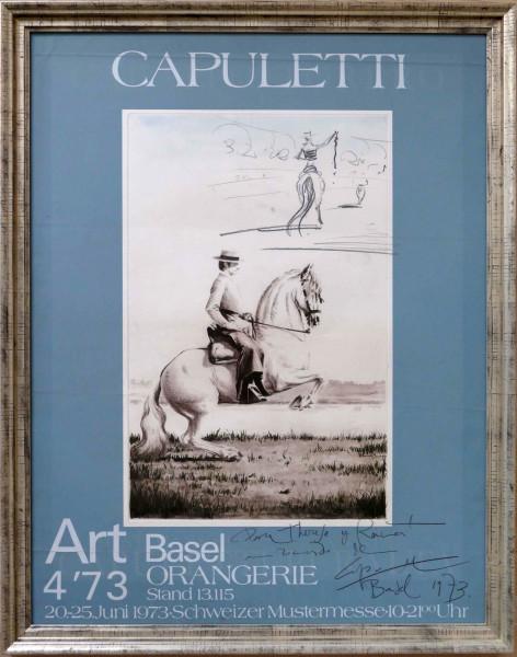Art Basel 1973-Capuletti
