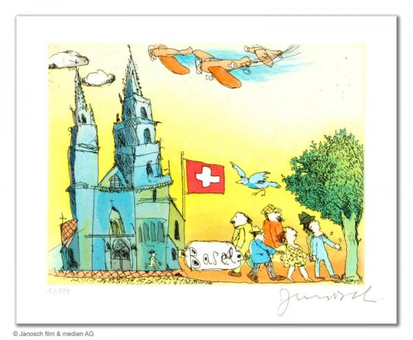 Basel und sein Münster