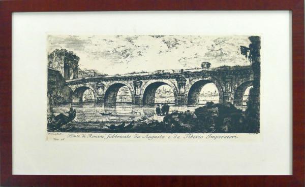 Ponte di Rimino ca.1748