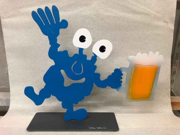 Monster Togo mit Bier