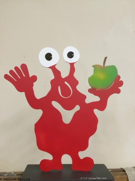 """Monster Togo """"Apple"""""""