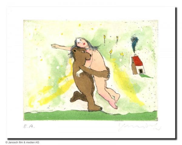 der Bär,der Bär der wiegt nicht schwer