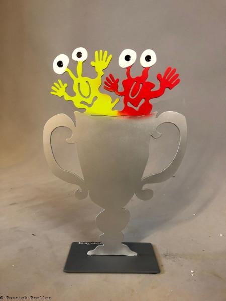 """Pokal """"Gewinner"""""""