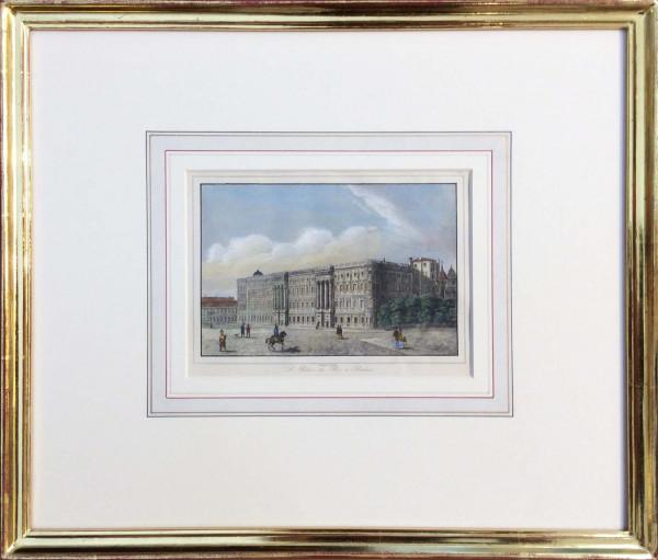 Le Palais du Roi a´ Berlin