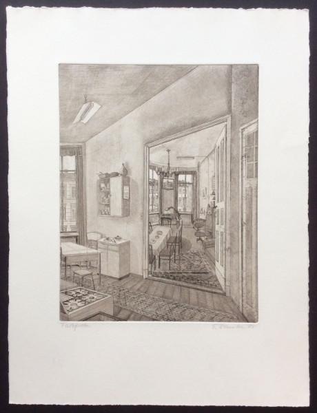 Berliner Wohnung, 1985
