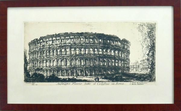 Anfiteatro Flavio detto il Coloseo in Roma ca.1748