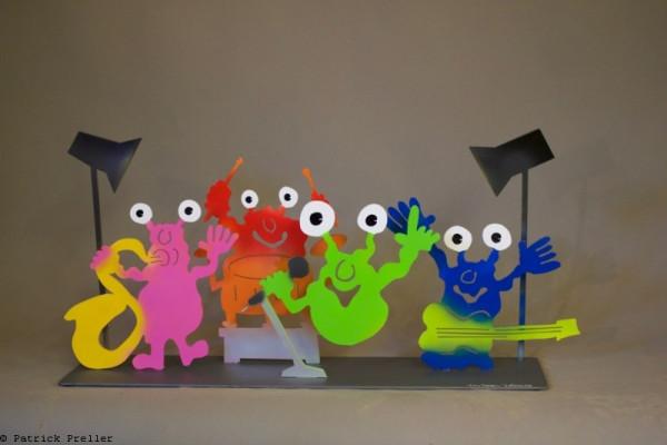 Die Monsterband