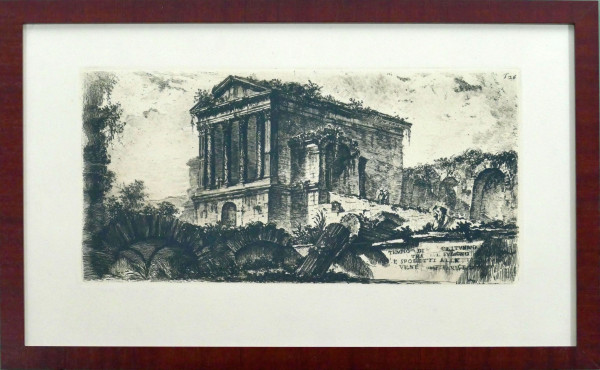 Tempio di Clitumno ca.1748