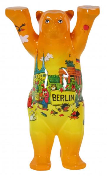 Berlin Comic VI (yellow)