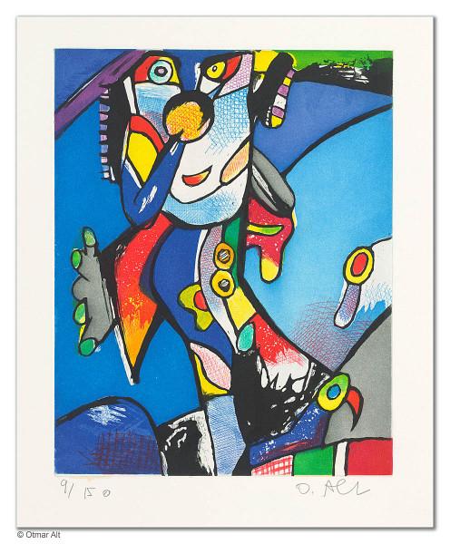 ONKEL PELLE - BLAU (1996)