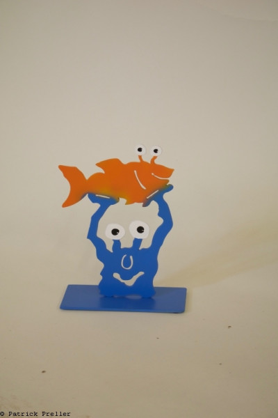 Monsterkollege Fisch