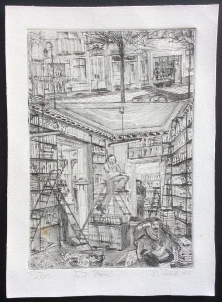 Buchhandlung, Fasanenstraße