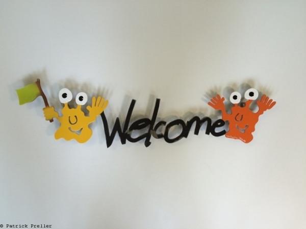 Welcome (Wandobjekt)