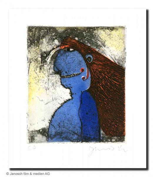 blauer Rotwangenhäuptling 2000