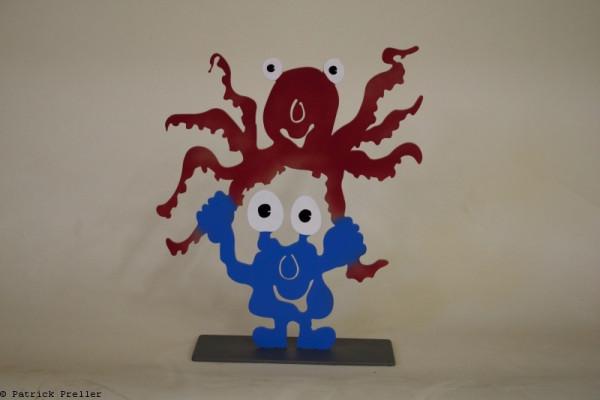 Monster TOGO Oktopus