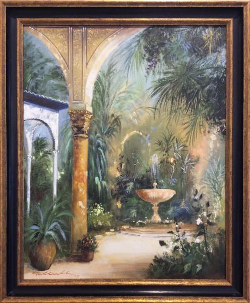 Andalusien, Palmenhaus
