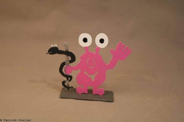 Monster TOGO Arzt