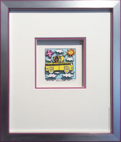 Sky Cab (violett)