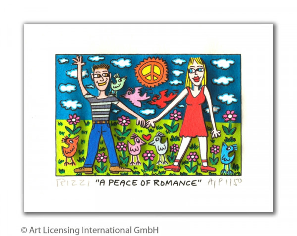 A PEACE OF ROMANCE
