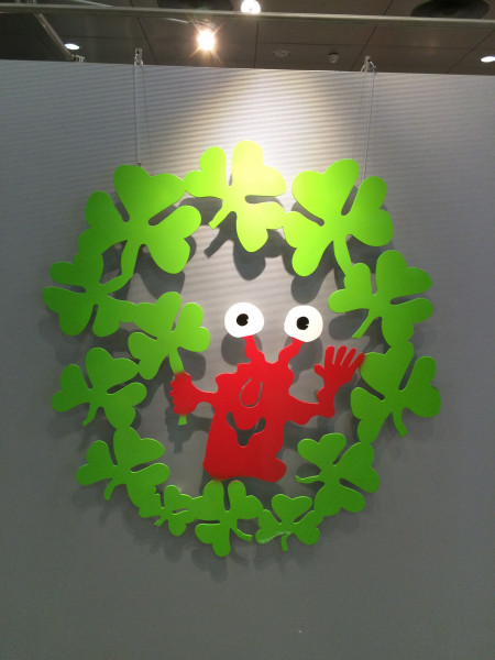 Monster im Glück - Kleeblätter